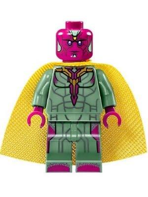 原裝正版Marvel LEGO 76067 Vision