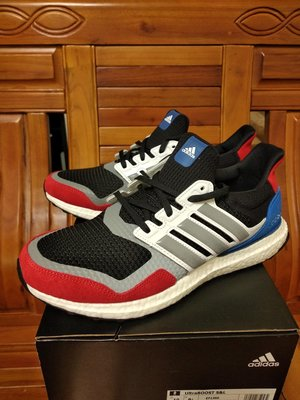 ADIDAS ULTRA BOOST S&L 男女款 輕量 慢跑鞋 UB 反光條 黑白藍紅灰 EF1360 全新預購