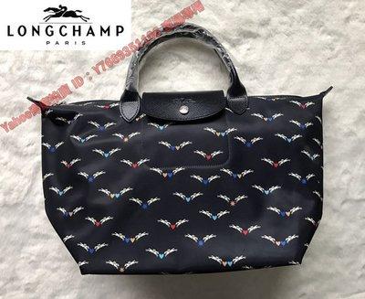 法國代購 Longchamp 全新正品 1623 天馬行空 短柄中號 單肩包 手提包 側背包 休閒包 防水 女生必備