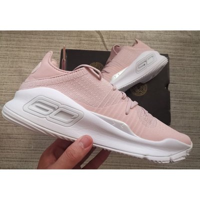 Under Armour Curry 4 Flushed Pink UA  庫里4粉 全明星 男女1298306-605