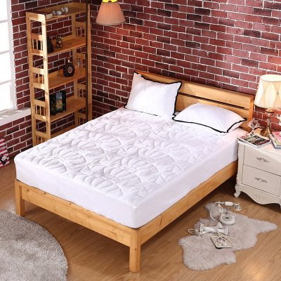 [Special Price]幔sx3ed《2件免運》32花色 加厚舒適保暖 120公分寬 加大單人床 鋪棉床包1件 28公分加高床墊款