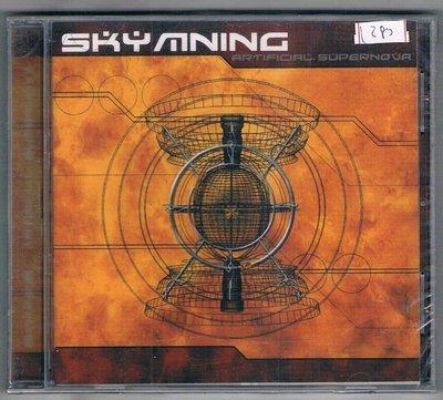 [鑫隆音樂]西洋CD-Skymning:Artificial Supernova {BLACK035CD }全新/免競標