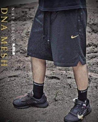 NIKE LEBRON DNA MESH 重磅籃球短褲