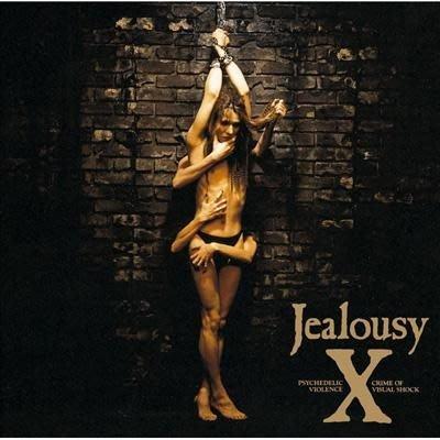 X JAPAN--Jealousy (日版全新未拆)