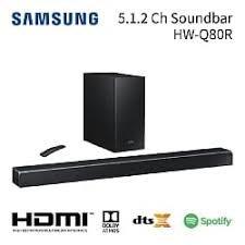 三星 Samsung HW-Q80R Soundbar 5.1.2 Dolby 最新頂級聲霸 無線環繞