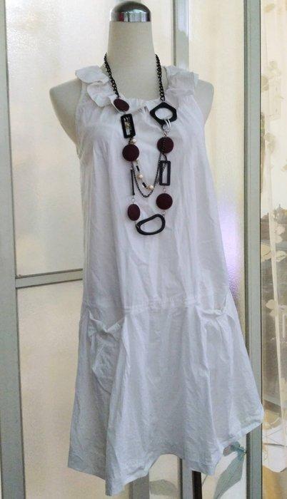 專櫃 poupine 法國娃娃 2件式小洋裝