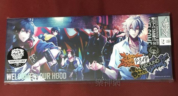 Hypnosismic催眠麥克風Division Rap Battle 4th Live @Osaka藍光Blu-ray