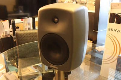 愛樂音響(台中市政~店)   荷蘭製 GENELEC 8040A 監聽喇叭~~現貨展示中 台中市