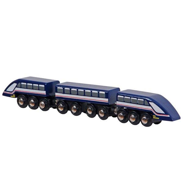 雙寶媽咪─MENTARI 串接列車+汽車