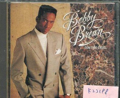 *真音樂* BOBBY BROWN / DONT BE CRUEL 二手 K23198