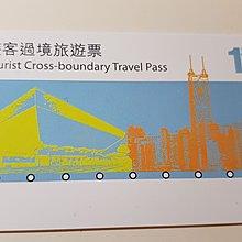 MTR 港鐵 遊客過境旅遊車票