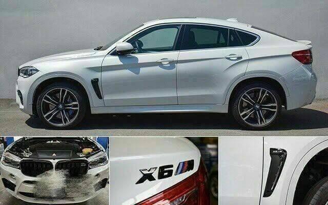 BMW X5M X6M 正廠煞車盤 E70 E71 F85 F86 X5M X6M BMW正廠零件