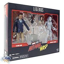 全新未開 Marvel Legends Series 80 Years 6吋 Ant-Man and The Wasp X-Con Luis & Ghost