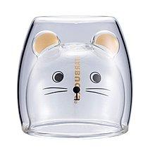台灣 Starbucks 星巴克 2020 新年 鼠年 金鼠報喜 雙層玻璃杯 250ml