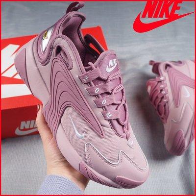 NIKE ZOOM 2K 白 黑 粉 紫 藍 襪套 復古百搭老爹慢跑鞋 休閒鞋 運動鞋男鞋 女鞋AO0354-500