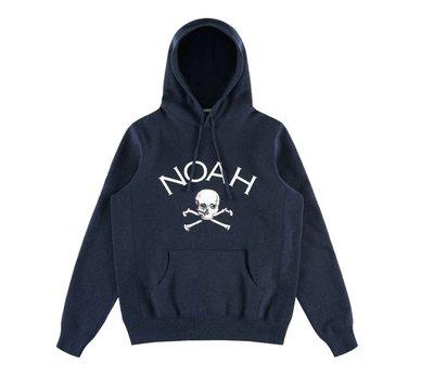 【日貨代購CITY】2019AW NOAH NY JOLLY ROGER HOODIE 重磅 連帽 帽T 3色 現貨