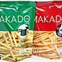 {泰菲印越}泰國 makado 麥卡多薯條 海苔風味 鹽風味
