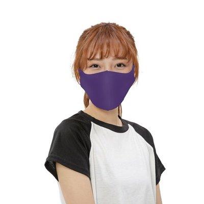 【勤逸軒】Prodigy超透氣MIT防曬立體口罩-亮麗紫2入