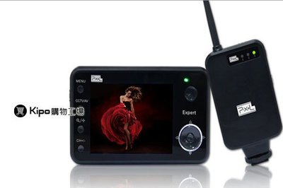 KIPO-超遠200公尺-無線可視快門遙控器-可輸出電視快門線-D3/D700/D300/D200 HFC004091A