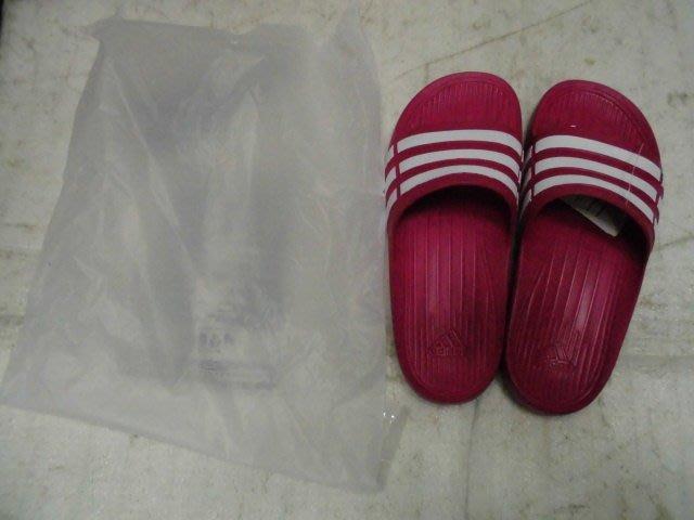 【n0900台灣健立最便宜】2017 ADIDAS Duramo Slide K 兒童拖鞋 G06797