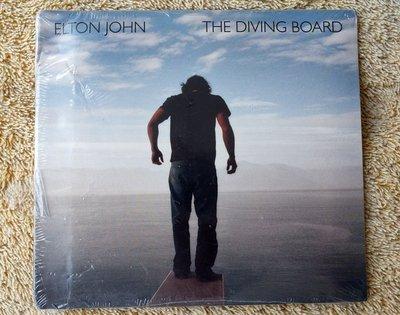 ◎2013全新CD未拆!加值盤等19首-艾爾頓強-Elton John-生命跳板專輯-The Diving Board