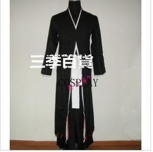 三季現貨死神 黑崎一護 黑一護 萬解服 cos服裝 cosplay服飾套裝死神服裝日本動漫人物服飾❖672
