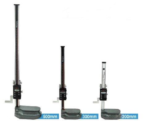 電子高度卡尺数顯高度規0-200/300/500/600/1000mm 高度計