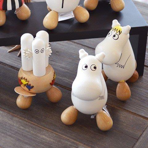 【PUULELUT】Moomin嚕嚕米-手工原木按摩器