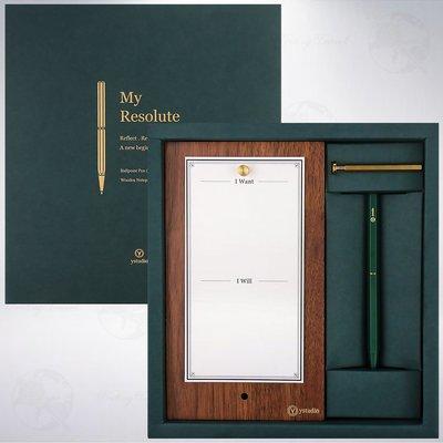台灣 ystudio 物外設計 My Resolute 2020年聖誕限定禮盒