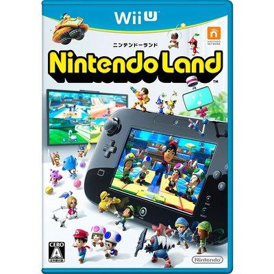 【二手遊戲】WiiU 任天堂樂園 Nintendo Land 日文版【台中恐龍電玩】