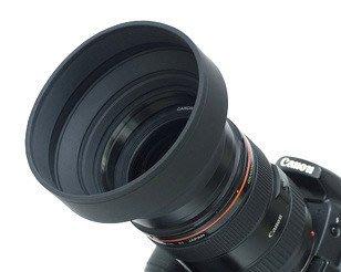 適用 for尼康 nikon HR-2遮光罩 尼康 nikon 50mm f1.4D/50mm f1.8D鏡頭 52mm