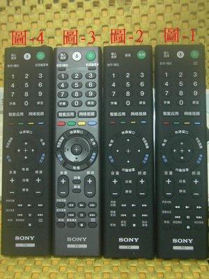 全新原裝 SONY 新力 BRAVIA 聲控連網電視 原廠遙控器 支援 RMF-TX200T. 201T. TX300T