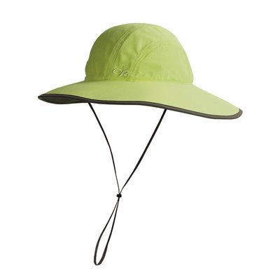 OR Outdoor Research Oasis Sombrero 寬邊遮陽帽 UPF-50 L號