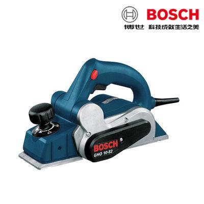 【含稅店】BOSCH博世 專業型電刨刀 GHO10-82 木工電刨 GHO6500 刨刀機 電動刨刀 手推平刨 刨床