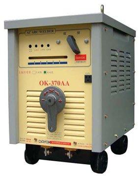 【保證台灣製造】OK牌交流電焊機370A 30KVA