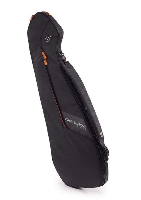 ☆唐尼樂器︵☆ Gruvgear GIGBLADE Silver 頂級專業款 電吉他 Bass 電貝斯 超薄琴袋 防潑水