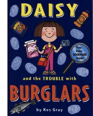 *小貝比的家*DAISY AND THE TROUBLE WITH BURGLARS/平裝/7~12歲