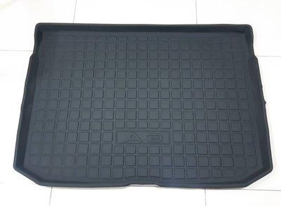 奧迪 Audi A3 8V 14~18 sedan 3D環保橡膠素材行李墊
