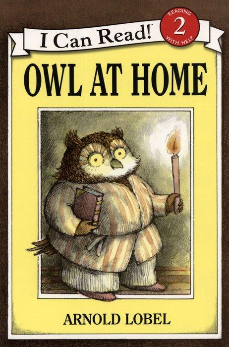 *小貝比的家*OWL AT HOME / L2/平裝/3~6歲/汪培珽--第三階