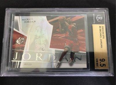 🐐2003-04 SPX #9 Michael Jordan