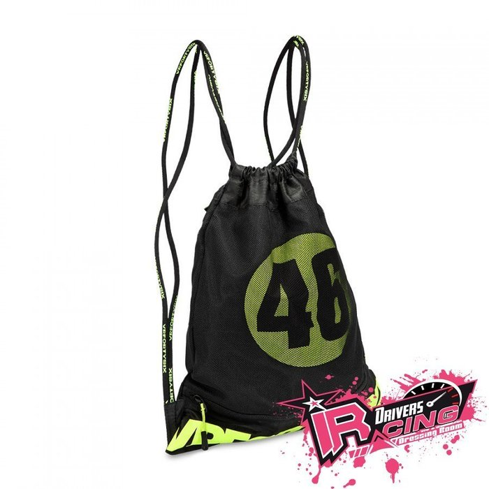 ♚賽車手的試衣間♚ VR46 Rossi VR46 Cinch bag LIMITED EDITION 運動背包 後背包