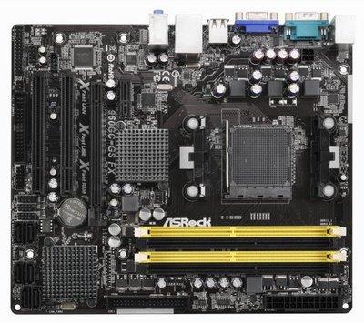 華擎 960GC-GS FX主機板、記憶體支援DDR2與DDR3〈禁混插〉、ATi 顯示晶片、支援八核心處理器、附擋板 桃園市