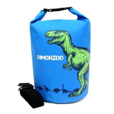 ♀高麗妹♀韓國 Dimonzoo 10L 侏羅紀水世界防水後背包、游泳包(預購)