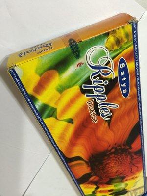 [綺異館] 印度線香 微波蕩漾 賽巴巴系列 Satya RIPPLES 花香系 售MEDIMIX