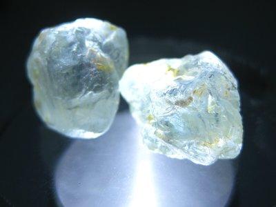 拓帕石 Topaz 天然無燒無處理 自然藍 原礦 標本 礦石 16【Texture & Nobleness 低調與奢華】