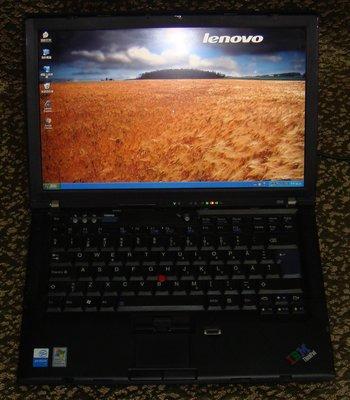 IBM ThinkPad Z60t  14吋螢幕 15:9