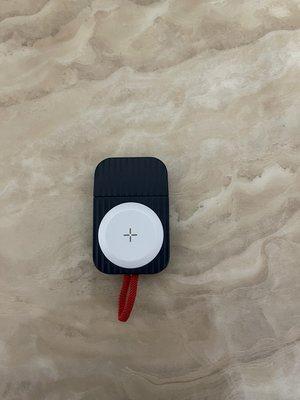 二手Apple watch 手錶無線充ROCK 便攜手錶無線充 充電器 充電線1 2 3 4 5 6代