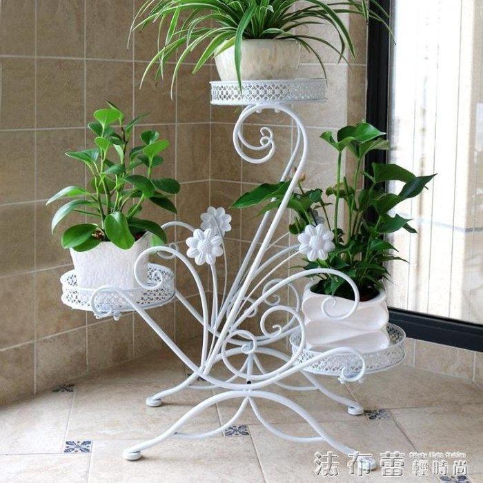 花架子多層室內省空間鐵藝陽臺客廳吊蘭綠蘿落地式花盆架