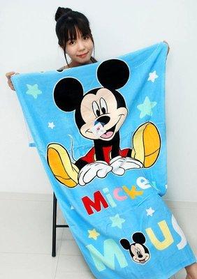 娃娃夢幻樂園~正版米奇米妮浴巾~米奇/...