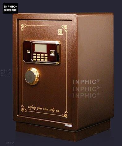 INPHIC-雙報警保險櫃家用 大型保險箱入牆保管箱_S01900C